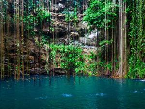cenote yucatan mexico