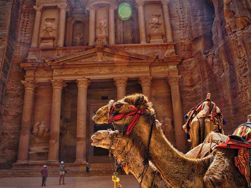 Petra mejores destinos vacaciones