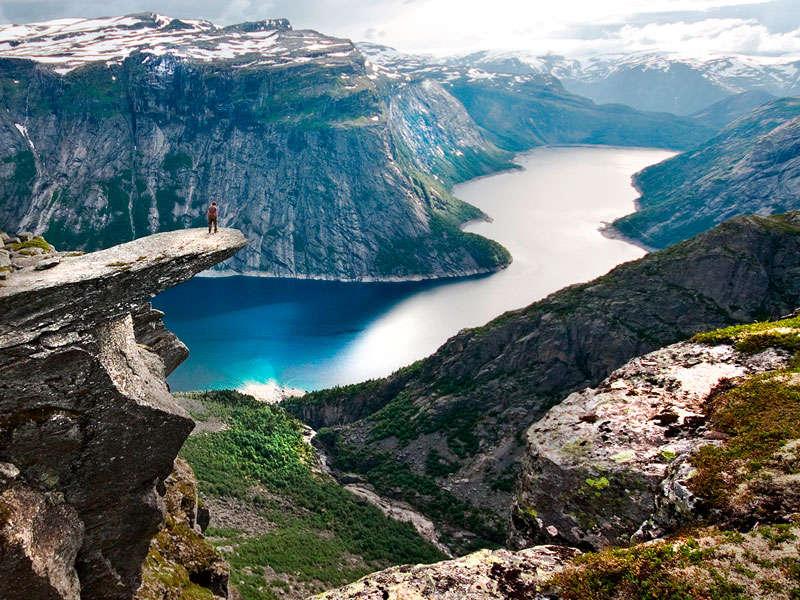 Fiordos - Noruega