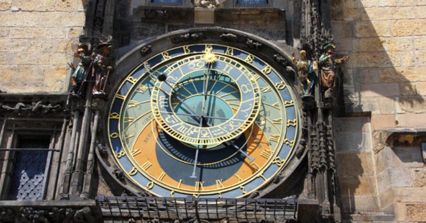 reloj atronomico de praga