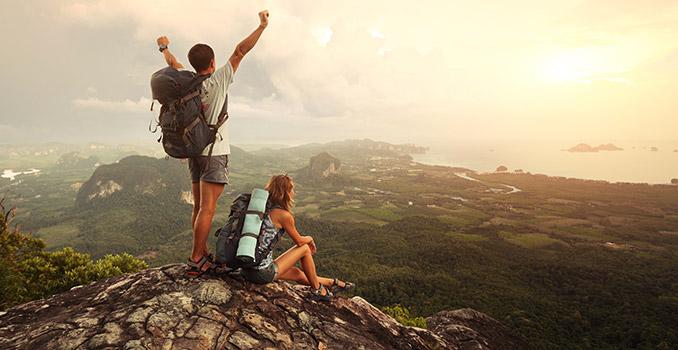 viajar de mochilero consejos