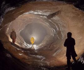 Cueva Voronya