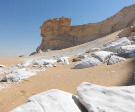 Desierto blanco egipto