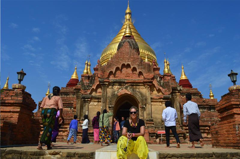 Templo myanmar Dhamma yazaki