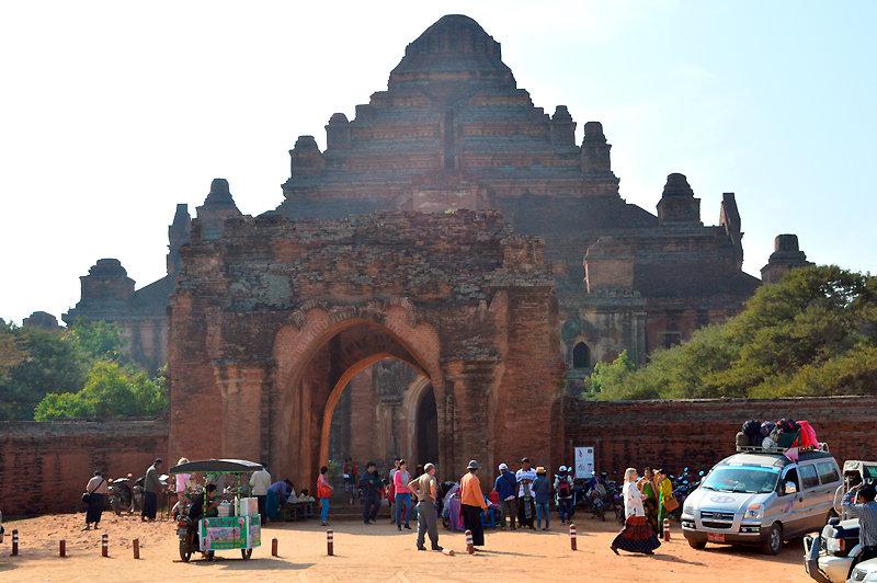 Pagoda birmania Dhammayangyi