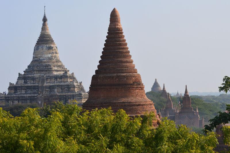 Shwesandaw Pagoda Templo myanmar