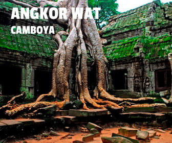 que ver en camboya
