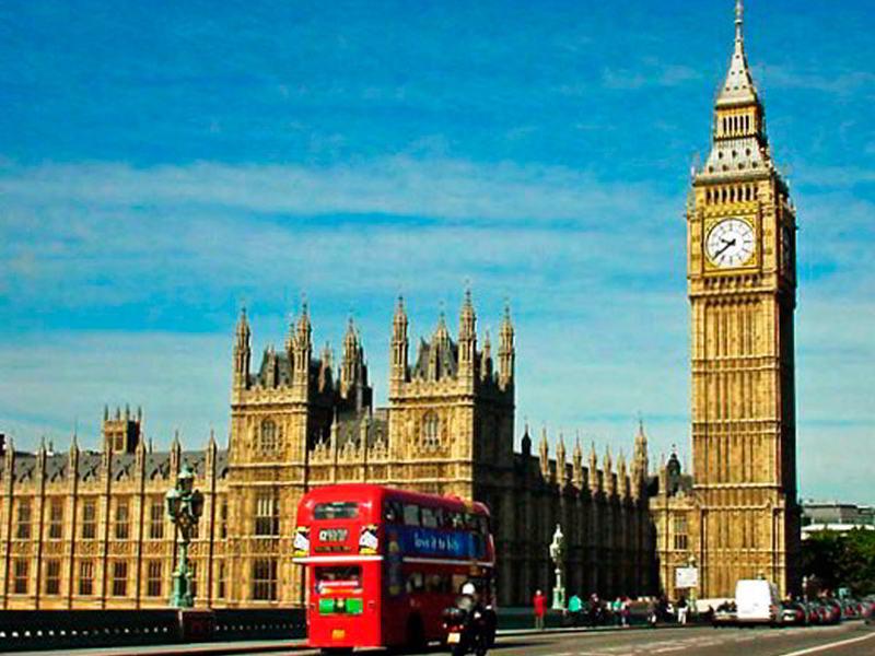 Big Ben: El Reloj Famoso En Londres