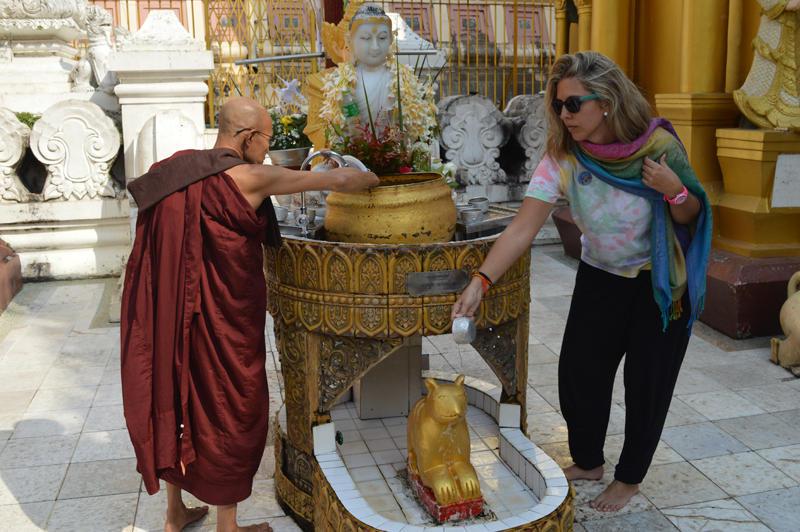 shwedagon templos birmania
