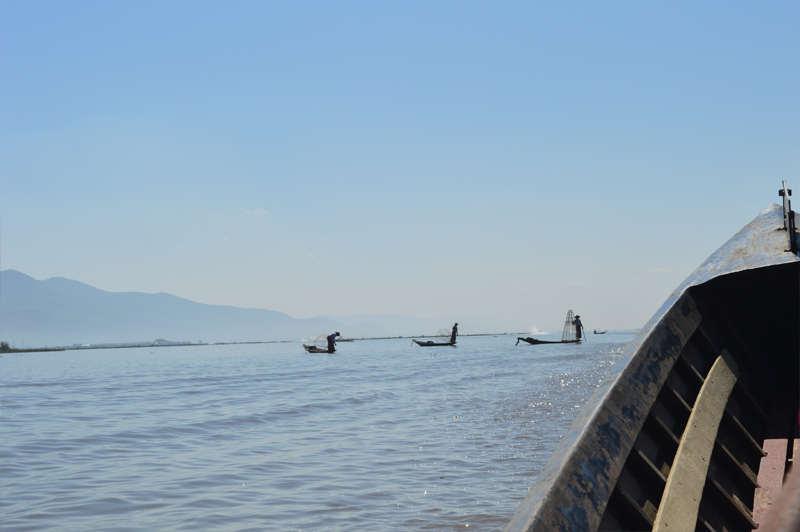 Lago Inle Birmania