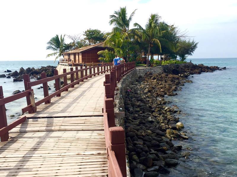 Restaurantes ngapali beach PVR