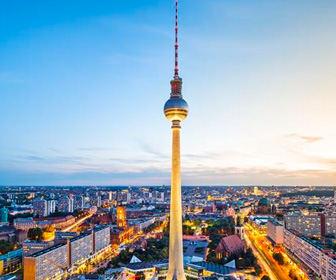 torre de la televisión berlin