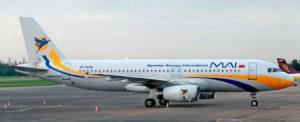 vuelos en birmania