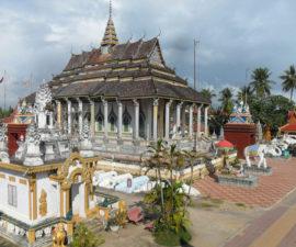 Battambang Camboya