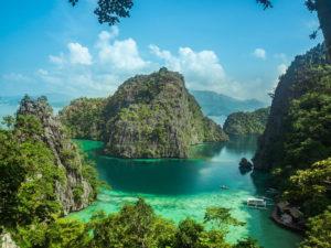 Mejores destinos de playa Filipinas