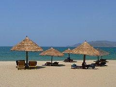 Playas en Vietnam