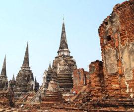 ayuthaya Tailandia