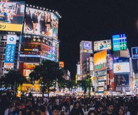 Guia de viaje de Tokio