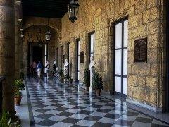 Cuba palacio de los capitanes generales